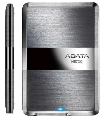 ADATA DashDrive Elite HE720 is the World's Thinnest External Hard Drive 1