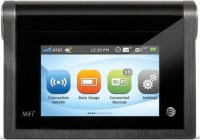 AT&T MiFi Liberate Mobile Hotspot with Touchscreen front