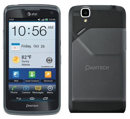AT&T Pantech Flex gets 4G LTE and Easy Experience Mode