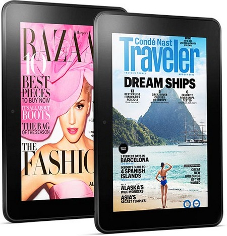 Amazon Kindle Fire HD 8.9 and Fire HD 8.9 4G Tablets books