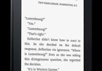 Amazon Kindle Paperwhite E-book Reader