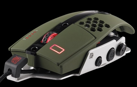 BMW Thermaltake Level 10 M Gaming Mouse green