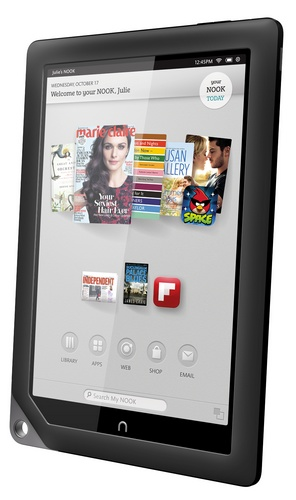 Barnes & Noble NOOK HD+ Lightest 9-inch Full HD Tablet