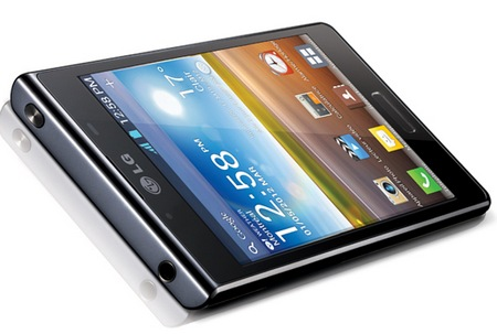 Boost Mobile LG Venice Slim Android Smartphone 1