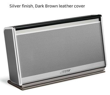 Bose SoundLink Bluetooth Mobile Speaker II silver