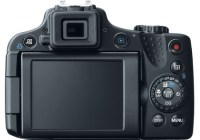 Canon PowerShot SX50 HS 50X Ultra-zoom Digital Camera back