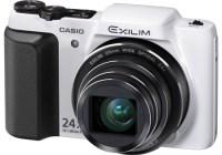 Casio EXILIM EX-H50 24x Zoom Camera white