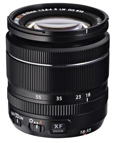 FujiFilm FUJINON XF18mm-55mm (27-84mm) F2.8-4 lens