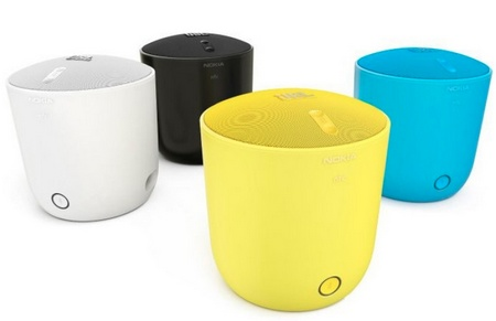 JBL PlayUp Portable Wireless Speaker for Nokia