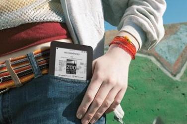 Kobo Mini 5-inch e-book reader pocket