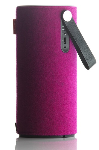 Libratone Zipp Portable AirPlay Speaker purple