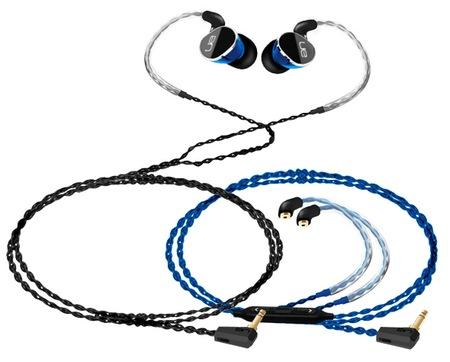Logitech UE 900 Noise-isolating Earphones cables