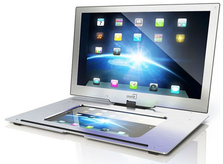 MMT Monitor2Go and Monitor2Go HD+ Mobile Secondary Displays with ipad 1