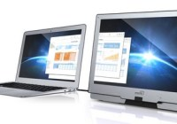 MMT Monitor2Go and Monitor2Go HD+ Mobile Secondary Displays with macbook