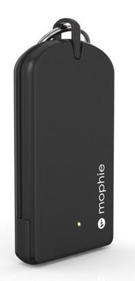Mophie juice pack reserve micro with key ring 1