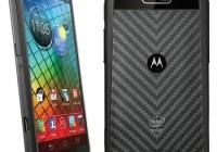 Motorola RAZR i gets 2GHz Intel Atom CPU black 1