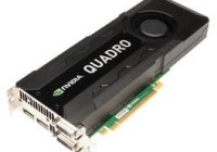 NVIDIA Quadro K5000 Graphics Card for Mac Pro 1