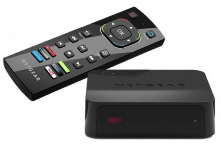 Netgear NeoTV MAX NTV300SL Streaming Player