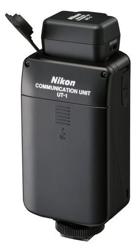 Nikon UT-1 Communication Unit for DSLR with Wireless Transmitter WT-5a