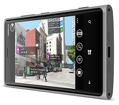 Nokia Lumia 920 Flagship Windows Phone 8 Smartphone grey