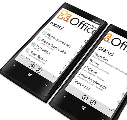 Nokia Lumia 920 Flagship Windows Phone 8 Smartphone office