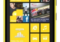 Nokia Lumia 920 Flagship Windows Phone 8 Smartphone yellow