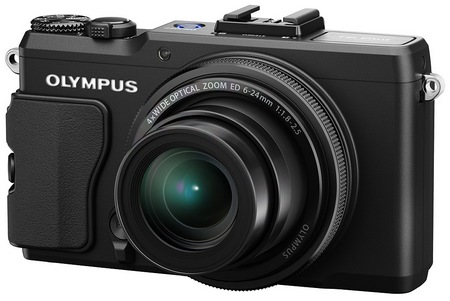 Olympus STYLUS XZ-2 iHS Flagship Compact Camera