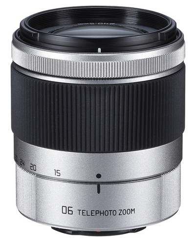 PENTAX 06 Q-Mount Telephoto Zoom lens