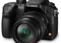 Panasonic LUMIX DMC-GH3 Micro Four Thirds Camera angle