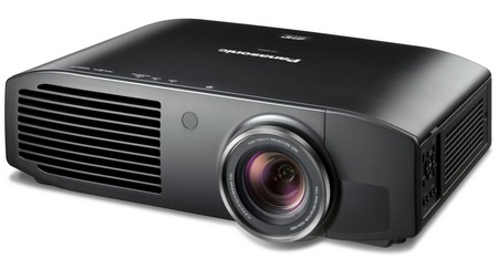Panasonic PT-AE8000U Full HD 3D Home Theater Projector