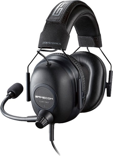 Plantronics GameCom Commander Tournament Gaming Headset 1