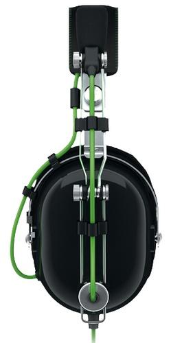 Razer BlackShark Gaming Headset side