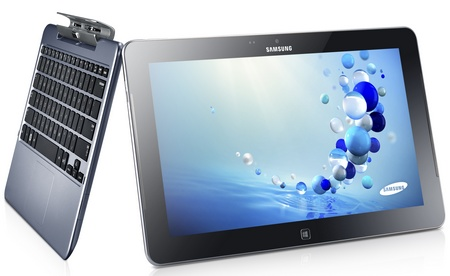 Samsung ATIV Smart PC Windows 8 Tablet PC with dock