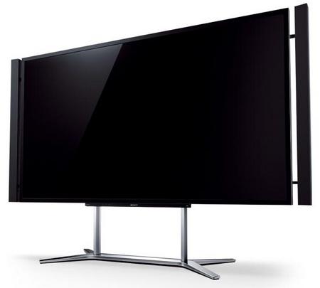 Sony BRAVIA XBR-84X900 84-inch 4K TV angle