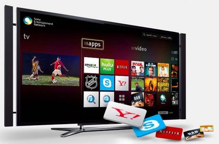 Sony BRAVIA XBR-84X900 84-inch 4K TV online content