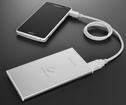 Sony CycleEnergy CP-F1LSVP, CP-F1LSAVP Slim Portable Battery 1