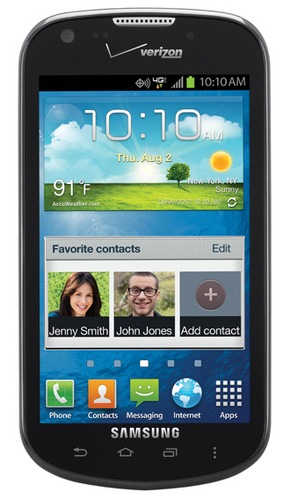 Verizon Samsung Galaxy Stellar Smartphone with 4G LTE