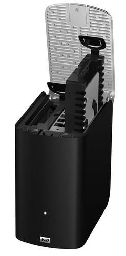 Western Digital My Book VelociRaptor Duo Dual-drive Thunderbolt Storage System replace