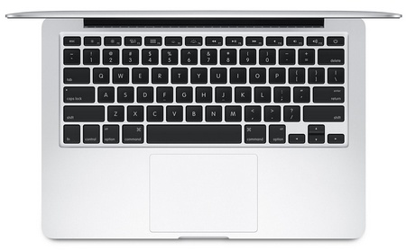 Apple MacBook Pro 13-inch gets Retina Display and Ivy Bridge top