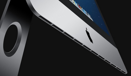 Apple iMac 2012 slim edge