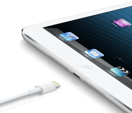 Apple iPad mini 7.9-inch Touchscreen, dual-core A5 lte 1080p video lightning connector