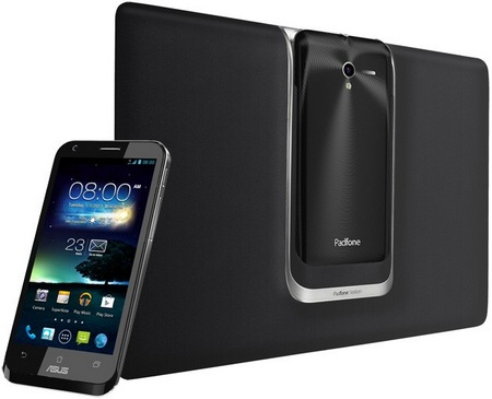 Asus PadFone 2 Smartphone-Tablet Combo