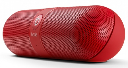 Beats By Dr. Dre Beats Pill Portable Wireless Speaker red