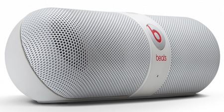 Beats By Dr. Dre Beats Pill Portable Wireless Speaker white