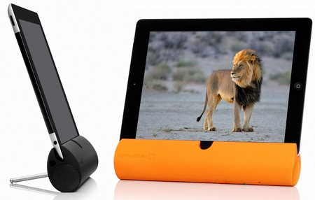 Carbon Audio Zooka Wireless Speaker Bar ipad