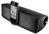 Edifier Bric Bluetooth Speakers with iPhone ipod dock 1