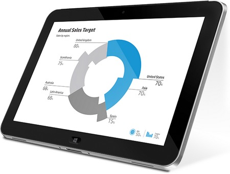 HP ElitePad 900 Windows 8 Tablet for Business