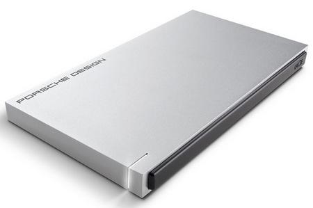 LaCie Porsche Design P'9223 Slim USB 3.0 Mobile Drive 1