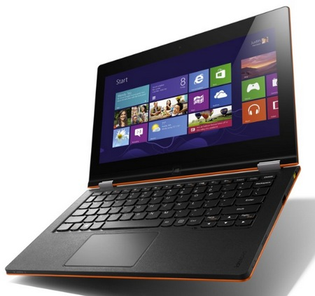 Lenovo IdeaPad Yoga 11 Convertible Hybrid Notebook Tablet Windows 8