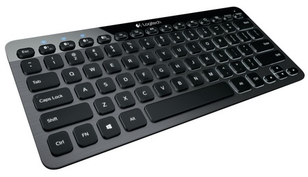 Logitech Bluetooth Illuminated Keyboard K810 for Windows, iOS and Android